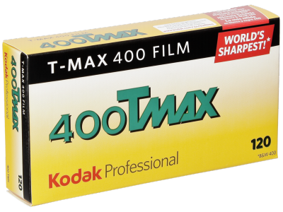 1x5 Kodak TMY 400         120