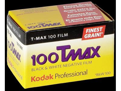 1 Kodak TMX 100         135/36