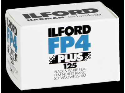 1 Ilford FP-4 plus    135/24