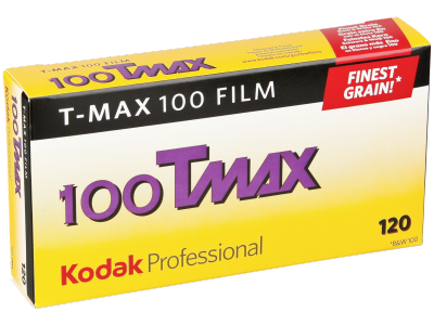 1x5 Kodak TMX 100         120