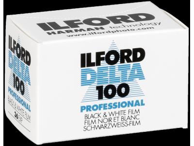 1 Ilford 100 Delta    135/36
