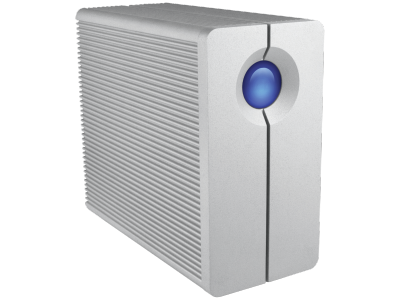 LaCie 2big Quadra           10TB USB 3.0 FireWire