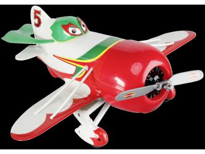 Dickie Driving Plane 1:24 El Chupacabra / Planes   3089804