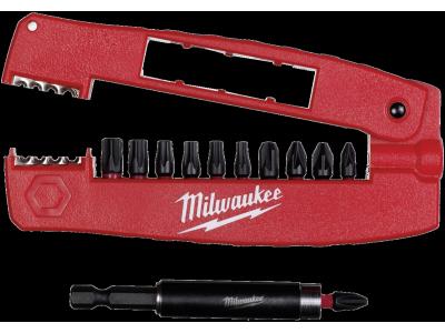 Milwaukee Drive Guide Set 12 delig PZ+TX Gen II