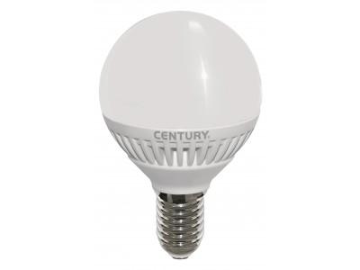 LED Lamp E14 Bol 5 W 396 lm 3000 K