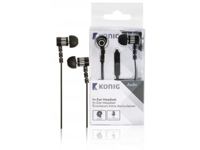 In-ear headset 10 mm