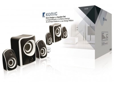Retro Speakerset