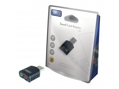 Sound Card Adapter USB