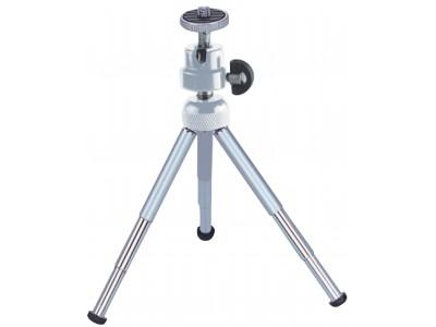 Ministatief 27 cm 0.8 kg Zilver