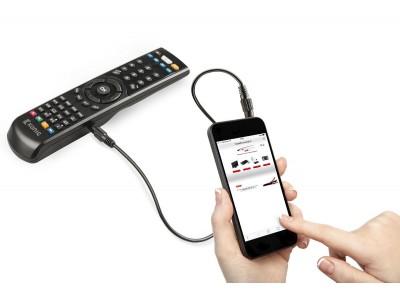 4-in-1-afstandsbediening online programmeerbaar