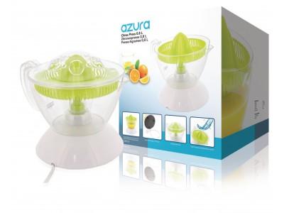 Citruspers 40 W 0.8 l Wit / Groen