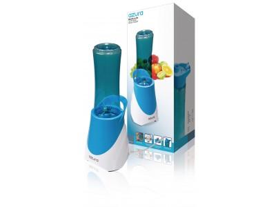 Staande Blender 300 W 0.6 l Blauw / Wit