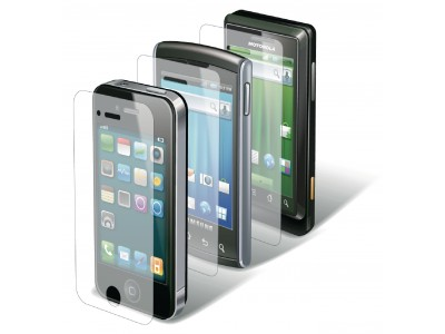 Ultra clear screenprotector voor iPhone 5 / 5s / 5c