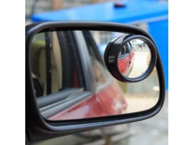 Breedhoekspiegel voor in de wagen