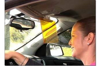 Gezien op TV! Extra veilig in het verkeer dankzij de Safe View Zonneklep!