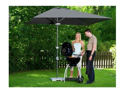 Grillmeister Barbecue BBQ Parasol