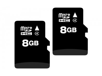Micro SD Kaart met Adapter