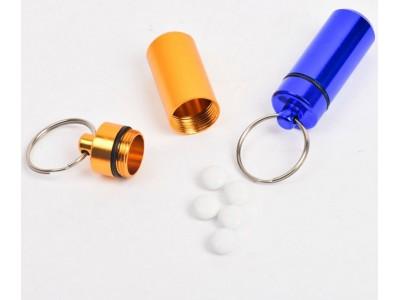 Sleutelhanger voor medicijnen of geld