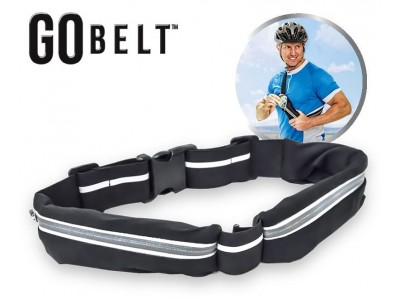 De Go Belt, extra rekbare riem om alles mee te nemen!