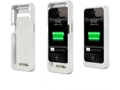 iPhone 4/5 Batterijhoes