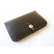 Dames luxe portemonnee (echt leer)